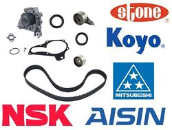 All Japan 6-piece Timing Kit Andwater Pump Camrycelicamr2solararav4 2.0 And 2.2