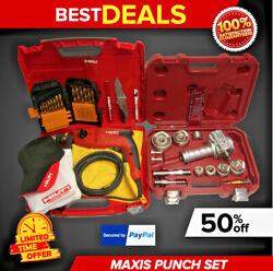 Maxis Max Punch Pro Set W/ Hilti Uh 700 Brand New, Free Extras, Fast Shipping