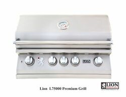 32 Lion Stainless Steel Built-in Grill Bbq Gas Grill