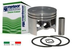 Meteor Piston Kit For Stihl Ms660, 066 54mm With Caber Rings Italy