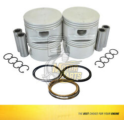 Piston And Ring