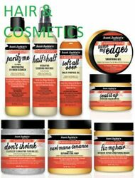 Aunt Jackieand039s Flaxseed Curls And Coils Hydrating Moisturising Hair Care/full Range