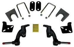 E Z Go Golf Cart Part 3 Jake's Spindle Lift Kit 2008-13 Rxv Electric Usa Made