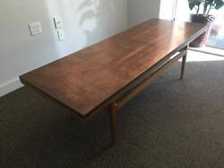 Copper Top Coffee Table - Handcrafted One Of A Kind