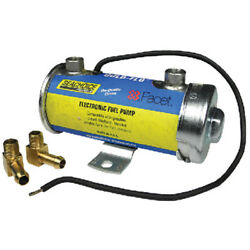 34 Gph Gold-flo High Performance Electronic Fuel Pump For Boats - 4 To 5.5 Psi