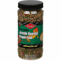 REP-CAL JUVENILE BEARDED DRAGON FOOD 6 oz