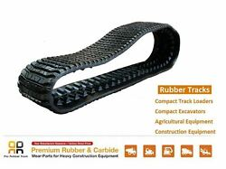 Rubber Track 457x101.6x51 Made For Cat 287 287b Asv Rc85 Rc100 2810 Terex Pt100