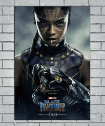 E329 Art Black Panther Movie Marvel Comic 2018 18 24x36inch Poster New Gift
