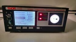 Laser Diode Controllers Benchtop Laser Diode TEMPERATURE  Controller ITC4001 USE