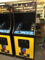 Custom Built Brand New Upright Video Game System With 90 Classic Games In It.