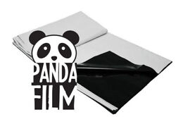 Black/white Poly 10and039 X 10and039 Ft 25and039 50and039 100and039 Panda Film Reflective Sheet Grow Room