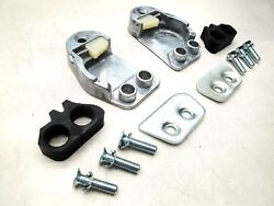 60 61 62 1960 1961 1962 Ford Galaxie Door Striker Plates Bolt And Shim Kit New