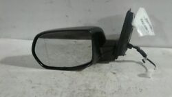 Driver Side View Mirror Power LX Moulded Black Heated Fits 15-16 CR-V 547224