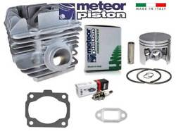 Meteor Cylinder Piston Kit For Stihl Ms200t Ms200 020 020t 40mm Italy W/ Gaskets