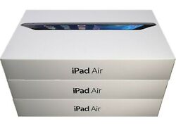 Apple iPad Air 9.7 inch Space Gray 32GB Wi Fi Only Exclusive Bundle Deal $149.99