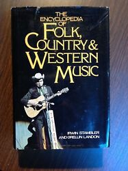 The Encyclopedia Of Folk Country And Western Music