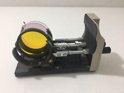 Olympus Microscope Filter Assy For Vanox Free Shipping World Wide.