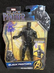 Marvel BLACK PANTHER 2018 Movie Vibranium Gear Legends Avengers Action Figure