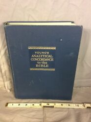 Young's Analytical Concordance To The Bible Robert Young 22nd American Edition