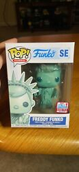Funko Pop Statue Of Liberty Freddy Nycc 2017 6,000 Pieces Vaulted