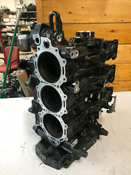 2006 Evinrude 75 Hp E-tec 2 Stroke Outboard Engine Cylinder Block Freshwater Mn