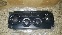 JEEP COMMANDER GRAND CHEROKEE AUTO DUAL CLIMATE CONTROL HEATER  UNIT 55037980AC