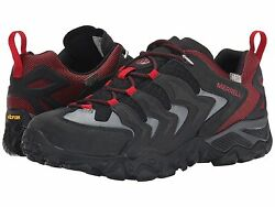 Merrell Men Chameleon Shift Ventilator Hiking Shoe BlackRed Waterproof Sneaker