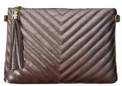 Leather Woman Bag Bottega Carele BC514. Made in Italy. 4 colors.