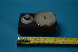 Used Trav A Dial .001 Travel Indicator Readout