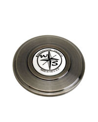 Waterstone 4070-dab Traditional Sink Hole Cover - Compass Button