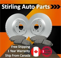 2004 2005 2006 2007 2008 2009 For Kia Amanti Front And Rear Brake Rotors And Pads
