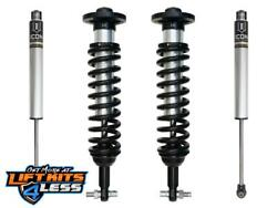 Icon K93081 0-2.5 Suspension Lift Kit Stage-1 For 2015-2020 Ford F-150 4wd