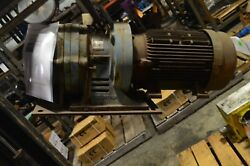 Labour Taber Centrifugal Pump 1.5 X 1-8 Model Aa8 Mst 20hp 100 Gpm