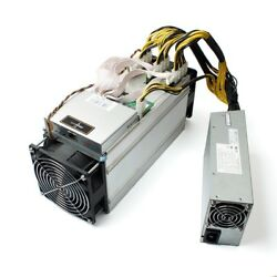 New Bitmain Antminer S9 13.5th/s - With Apw3++ Power Supply - In Hand Ships Now