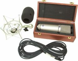 Neumann U87AI U87 AI Set Z Microphone Shockmount Case Filter Cable