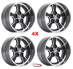 17 Pro Wheels Rims Forged Foose Honeycomb Snowflake One Camaro Year Intro Us