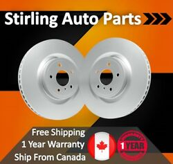 2006 For Kia Optima With 5 Bolt Holes Disc Brake Rotors And Ceramic Pads Rear