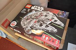 Star Wars LEGO 10179 UCS Millennium Falcon 1st Edition Sealed Certificate MISB