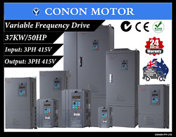 37kw/50hp 80a 415v Ac 3 Phase Variable Frequency Drive Inverter Vsd Vfd Lathe