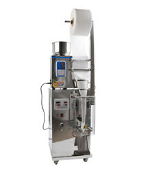 1-100g Granule Dispensing & Packing Machine 3-side seal (Max Size: 10x17CM WxL)