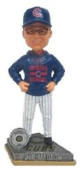 Joe Maddon Chicago Cubs Hoodie Edition - Numbered To 360 Bobblehead Mlb