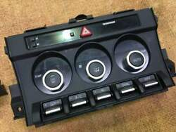 Toyota 86 GTS ZN6 Dual Climate zone control panel.  Corolla Spares