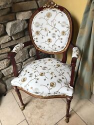 Spaniard Antique Arm Chair. Brand New Excellent Condition