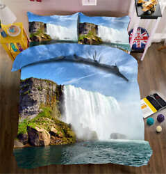 The Yellow River 3d Printing Duvet Quilt Doona Covers Pillow Case Bedding Sets