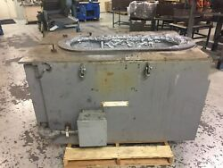 Rauch Electric Melting Furnace 91KW Magnesium Aluminum Zinc Lead1220*F