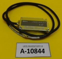 Mitutoyo 09aab215 Linear Scale St420 Nsr-s204b Used Working
