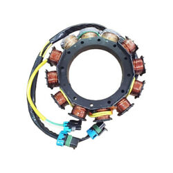Stator For Mercury Marine Outboards 398-858404t4, 398-858404t3, 174-0002 J750