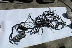 2017 Jaguar Xe Interior Body Sub Wire Harness Wiring Chassis M1870.5