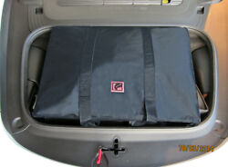 Porsche 911 3pc Custom Fitted Luggage Bags 991 2012-2019