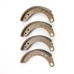 1955 1956 Dodge Brand New Brake Shoes Mopar 11 X 2 Stopping Is Very Important